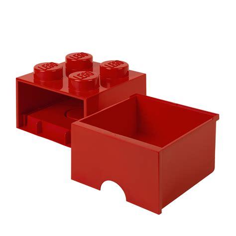Lego Aufbewahrungsbox Drawer Brick 4 Mit Schublade Grün