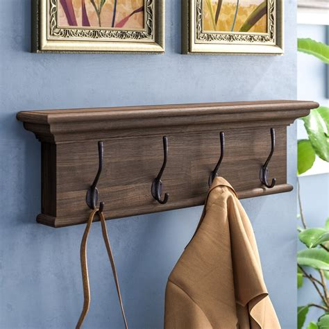 Legrand Wall Mounted Coat Rack