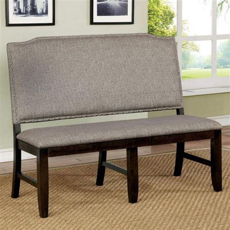 Len Upholstered Bench