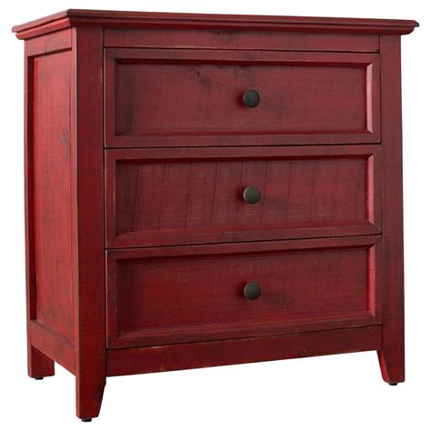 Leo 3 Drawer Accent Chest