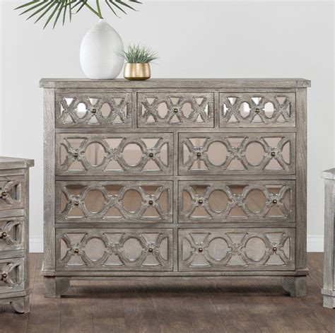 Leo Maricopa 9 Drawer Dresser by Mistana