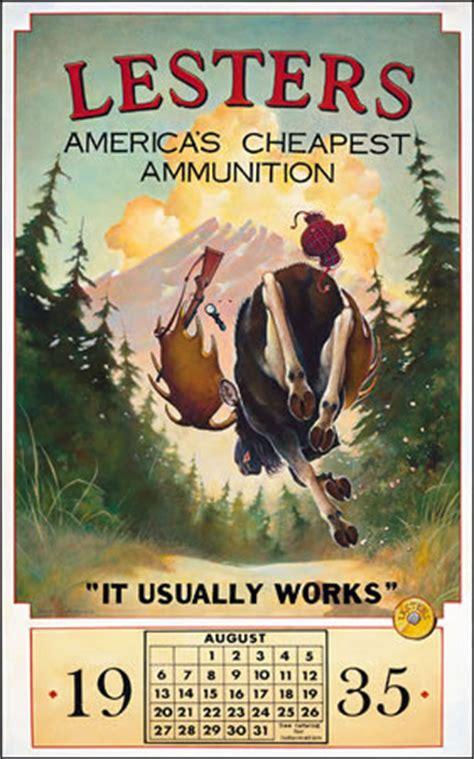 Ammunition Lesters Ammunition Moose.