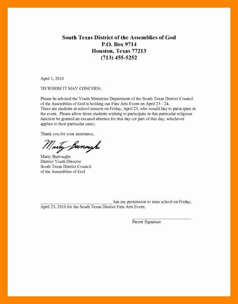 Letter For Student Absence Student Absence Excuse Letter Samples Infobarrel