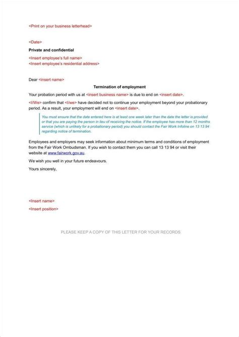 Job confirmation letter after probation period sowpods two letter job confirmation letter after probation period letter of an unsuccessful probation period template altavistaventures Choice Image