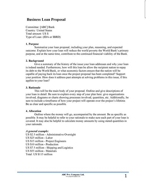 letter of job proposal business proposal letter samples