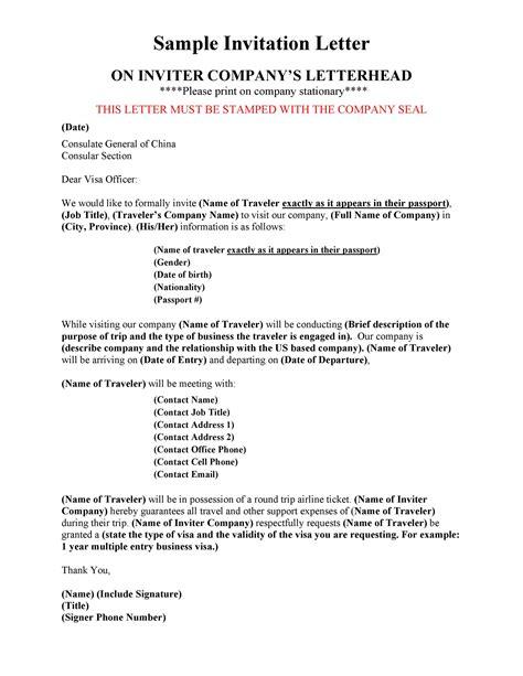 Invitation letter for visa denmark stopboris Images
