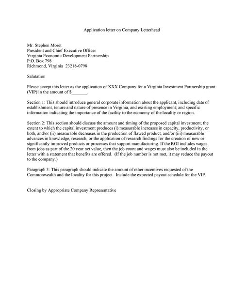 Letter Of Application Received See An Application Acknowledgment Letter Sample