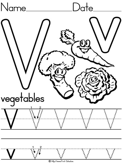 two letter words that begin with v letter v activities kidzone educational worksheets