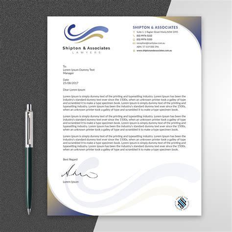 Letterhead Templates Vector Modern Company Profile Template Download Free Vector Art