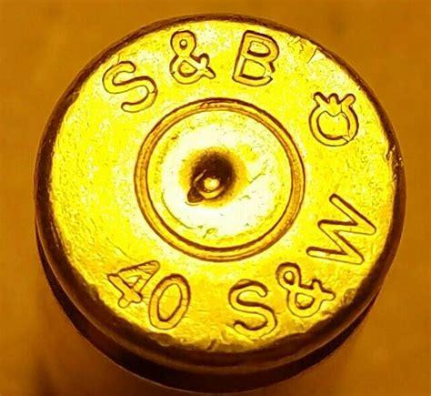 Ammunition Letters Fs On Headstamp On Ammunition.