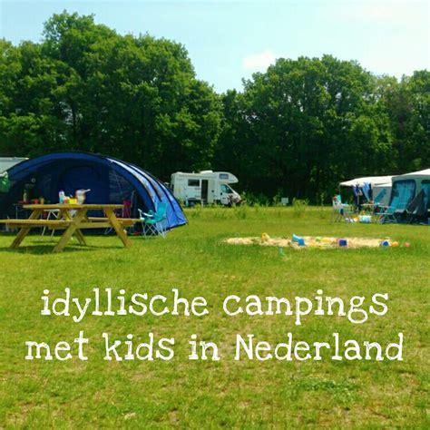Leuke Kleine Camping Met Zwembad Nederland
