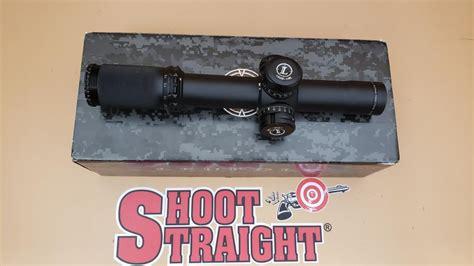 Rifle-Scopes Leupold Mark 8 Cqbss 1.1-8x24 M5b1 Rifle Scope For Sale.