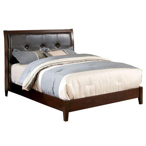Levering Full Upholstered Platform Bed