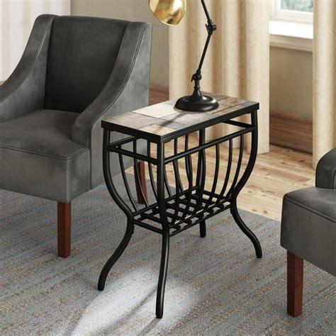 Levitt End Table