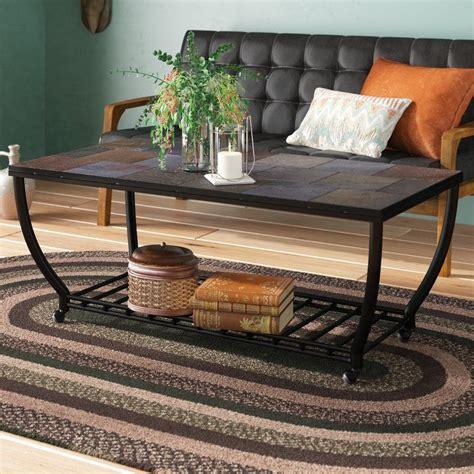 Levitt Rectangular Coffee Table