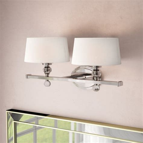 Lewis 2-Light Vanity Light