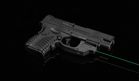 Vortex Lg 469g Green Laserguard For Springfield Armory Xd S.