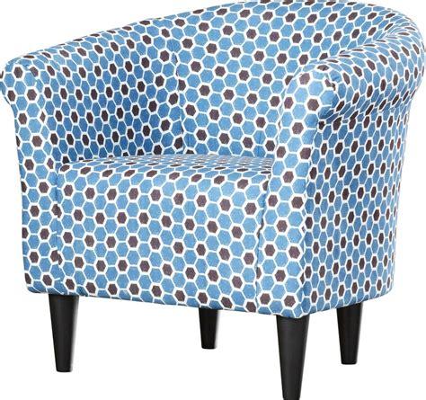 Liam Hexi Barrel Chair
