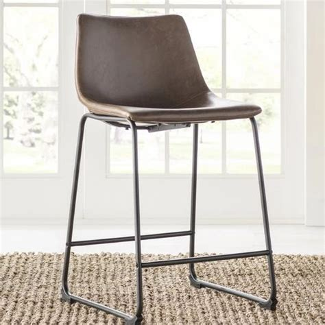 "Liara 24"" Bar Stool (Set of 2)"