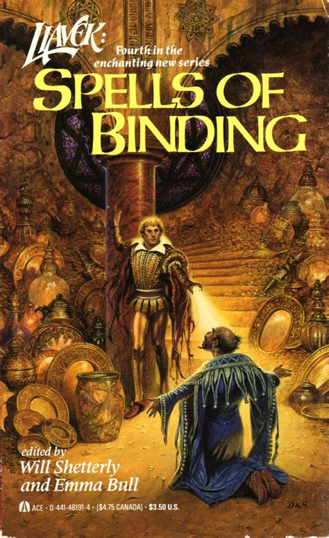 Read Books Liavek 7: Spells of Binding Online
