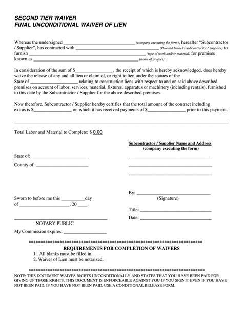car lien release new jerseyLien Release Form Nj  Thank You Note Response