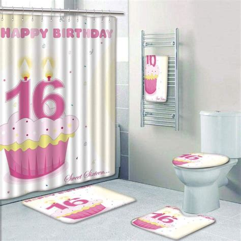 Life Is As Sweet As Cupcakes Shower Curtain