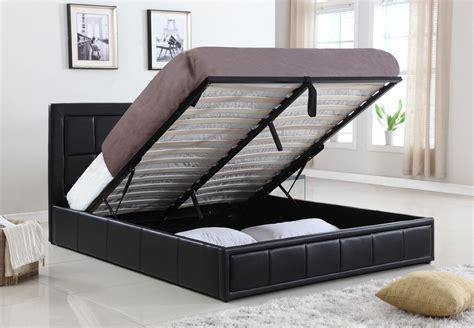 Lift Bed Storage