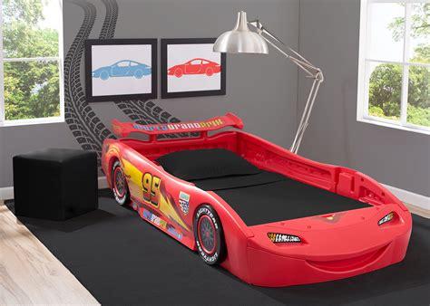 Lightning Twin Racing Twin Car Bed byPlastiko