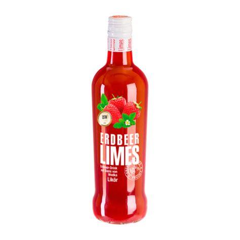 Limes Erdbeer