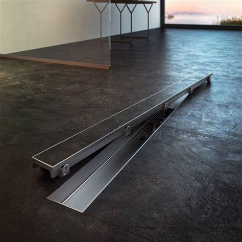 Linear Grid Shower Drain