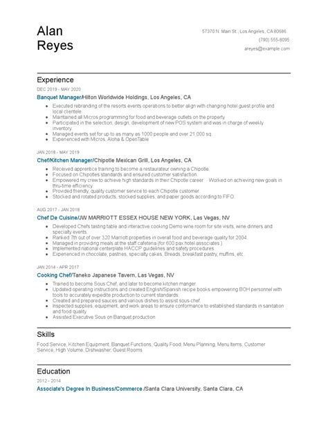 resume banquet manager job description list of assistant banquet manager responsibilities and duties - Banquet Manager Job Description
