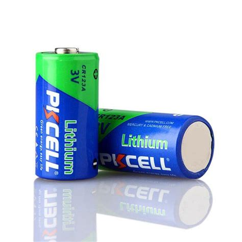 Lithium Battery Cr123a Ebay.