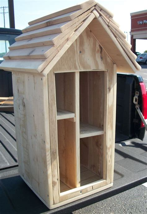 Little Free Library Woodworking Plans