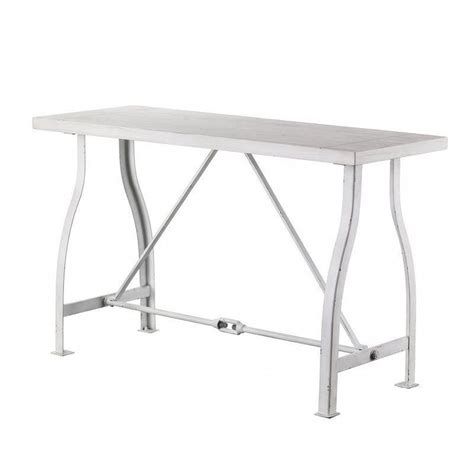 Lockeport Farmhouse Console Table