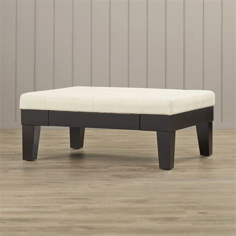 Lockeport Storage Ottoman
