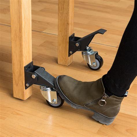 Locking Wheels For Workbench