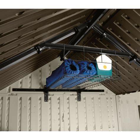 Loft Shelf for Blow Molded Sheds