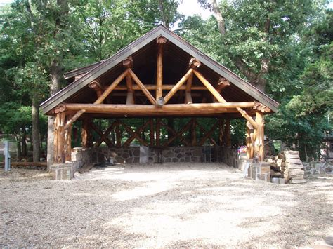 Log Carport Plans
