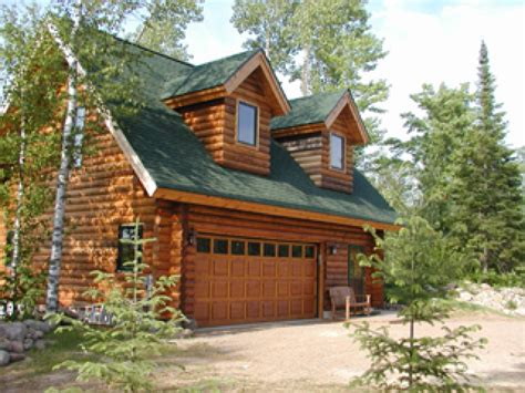 Log Garage Plans And Prices