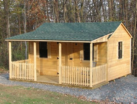 Log Storage Shed Kits
