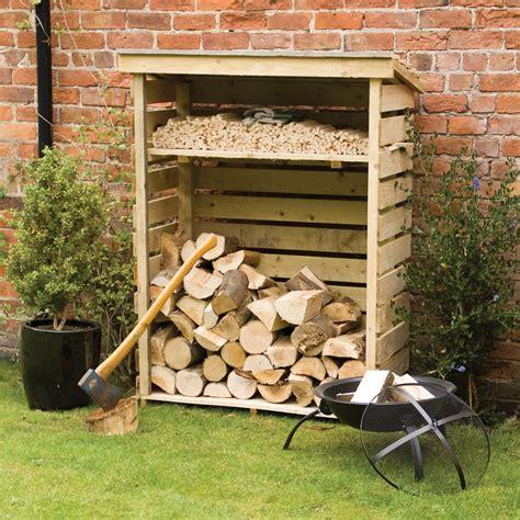 Log Storeage