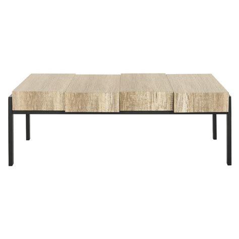 Loggins Rustic Coffee Table