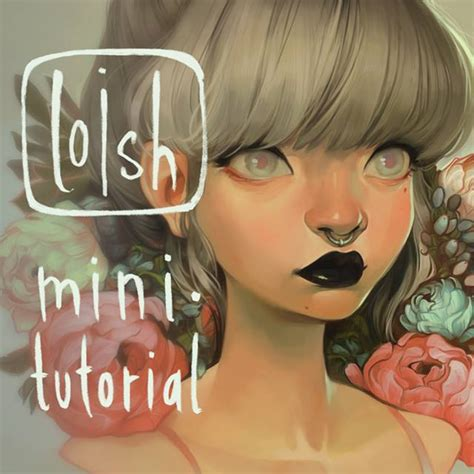Loish - Heres My 3rd Mini Tutorial - How To Sketch A - Facebook.