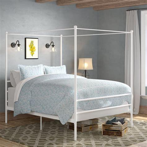 Lolington Canopy Bed