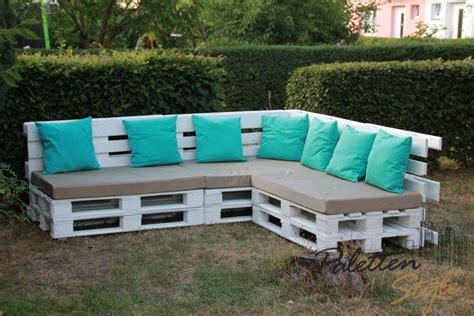 Lounge Sofa Europaletten