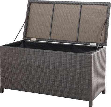 Loungeset Kussens Opbergbox