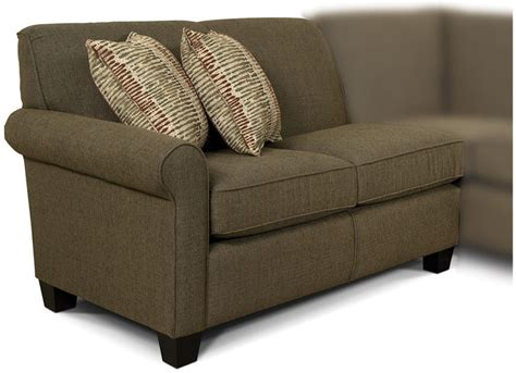 Loveseat Sofa Beds Less Than 63 Wide England Angie 4630 064339637270 Sectional Sofa With 6