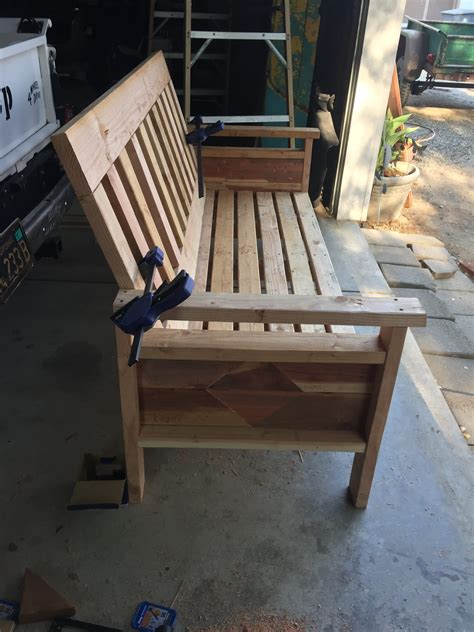 Loveseat Woodworking Plans