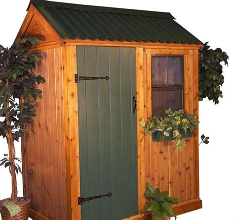 Low Cost Garden Sheds