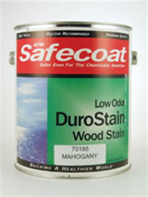 Low Odor Wood Stain